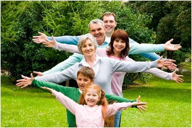 здоровье семьи